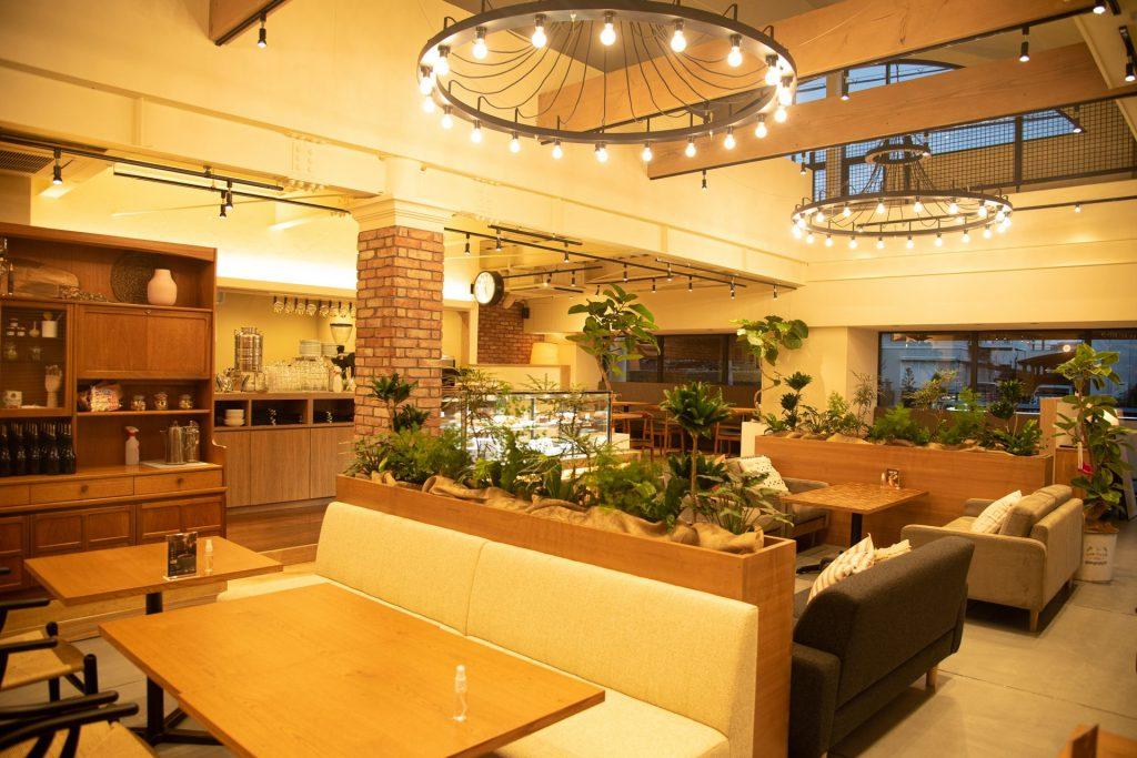 【オンアース】Mother Moon Cafe 加古川店オープンしました