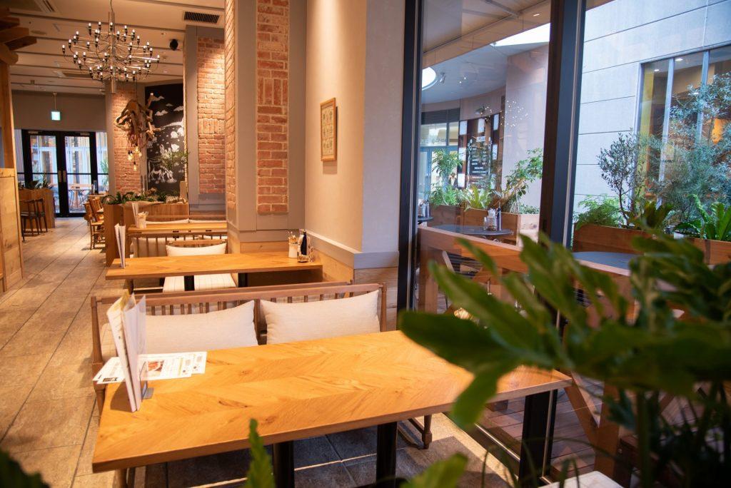 【オンアース】Mother Moon Cafe くずはモール店オープンしました